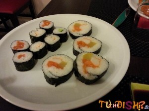 Mizuumi Sushi Wok - Bari